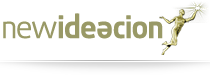NEWIDEACION logo and web design